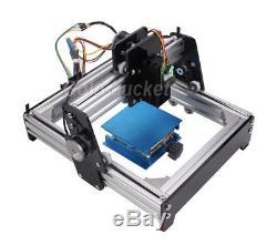 10W Mini DIY Laser Engraver Metal Steel Iron Stone Engraving Image Logo Printer