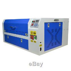 110V 50W Laser Engraving Machine CO2 Gas Laser Engraver Laser Tube Cutter
