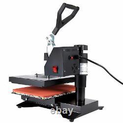 12X10 Digital Heat Press Machine Sublimation Transfer for T-Shirt Printer