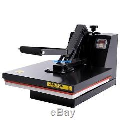 15'X15 Heat Press Transfer T-Shirt Sublimation Machine Digital Clamshell US