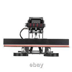 15 x 15 Clamshell Digital Heat Press Machine DIY T-shirt Sublimation Transfer
