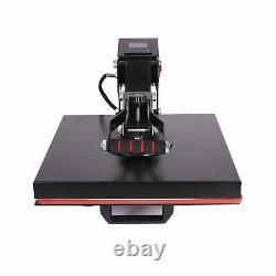15 x 15 Clamshell Heat Press Machine DIY T-shirt Sublimation Digital