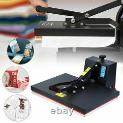 1500W 16x24 Digital Clamshell Heat Press Machine Sublimation Transfer Ridgeyard