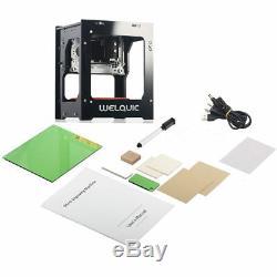 1500mW High Speed Mini USB Laser Engraving Carving Machine Metal Steel DIY Print