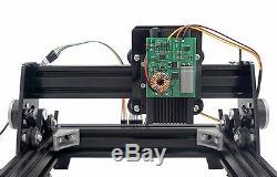 15W AS-5 USB Desktop CNC Laser Engraver DIY Marking Machine For Metal Stone Wood