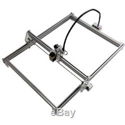 15W CNC Laser Engraver Metal Marking Machine Wood Cutter 100x100cm DIY Kit USA