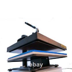 15x12 Combo 5in1 Heat Press Sublimation Transfer Machine Swing Away T-Shirt Mug