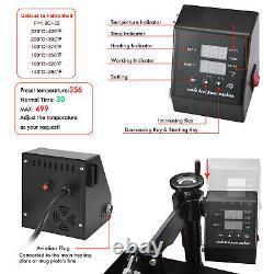 15x15 5 IN 1 T-Shirt Heat Press Combo Transfer Machine Sublimation Swing Away