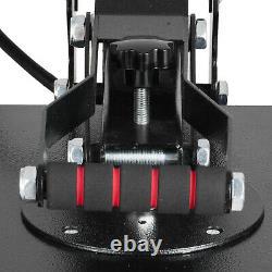 15x15 Digital Clamshell Heat Press Transfer T-Shirt Sublimation Press Machine
