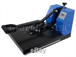 15x15 Digital T-shirt Heat Press Machine with Free non-stick 5mil Sheet