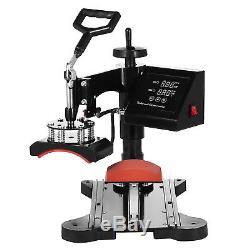 15x15 T-Shirt Heat Press Machine Transfer Kit Sublimation Digital Swing Away