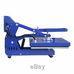 16 x 20 Auto Open Clamshell Heat Press Machine Horizontal Version Sublimation