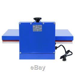 16x24 Digital Clamshell Heat T-shirt Transfer Sublimation Press Print Machine