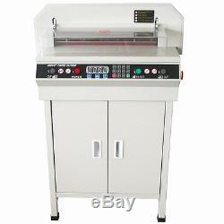 18 450mm Guillotine Cutting Machine Office Electric Stack Paper Cutter