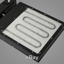 18 X 18 Flash Dryer Silk Screen Printing Equipment T-Shirt Curing