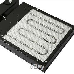 18 X 18 Flash Dryer Silk Screen Printing Equipment T-Shirt Drying Electrical