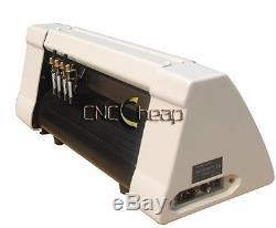 19 Mini Desktop Vinyl Cutter Cutting Plotter Scrapbook Machine for Hobby Home