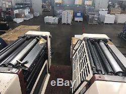 1983 shinohara / fuji printing press