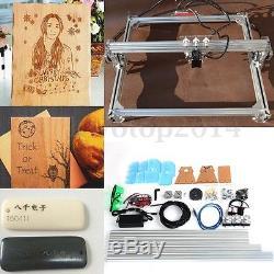 2000mw 65x50cm Area Laser Engraving Cutting Wood Logo Marking Printer Machine