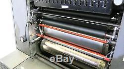2001 Heidelberg GTO 52-2 2-Color Offset Printing Press