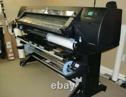 2014 hp latex 260 design jet printer