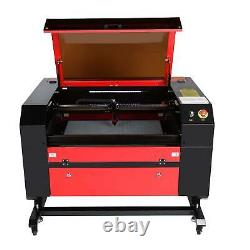 2020 New CO2 Laser Engraver Cutter 60W 20 x 28 Auto Focus Electric Lift Table