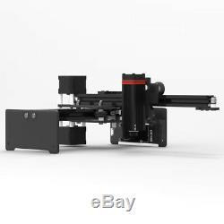 20W Mini Desktop Metal Laser Engraver Portable Logo Engraving Carving Machine