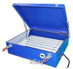 21 x 25 Screen Printing Exposure Unit Silk Screen Printing Machine UV Light