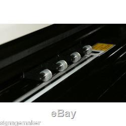 24 Redsail Vinyl Sign Sticker Cutter Plotter with Contour Cut Function Machine