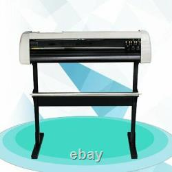 28 720mm Paper Feed Vinyl Cutter Plotter Sign Cutting Plotter Machine with Stand