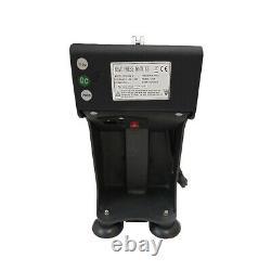 2x3 Mini Rosin Heat Press Machine Hand Crank Dual Heated Plates Handheld 110V