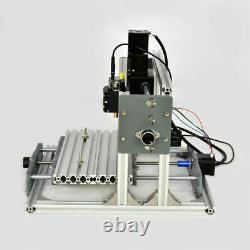 3 Axis CNC Router 2417 Mini Engraving Machine Milling Engraver PCB Metal DIY US
