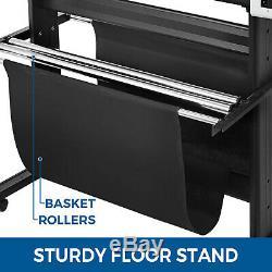 34 Cutter Vinyl Cutter / Plotter Sign Cutting Machine withSoftware + Supplies