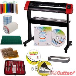 34-Inch Laserpoint II Vinyl Cutter Bundle withSure Cuts A Lot, Sign Making Busines