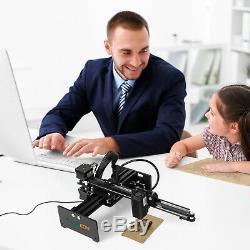 3500mW Desktop DIY Marking Laser Engraver Printer Cutting Engraving Machine USB