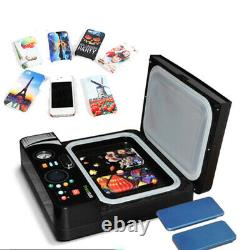 3D Sublimation Heat Transfer Printer for Phone Cases