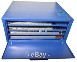 b039cd26 4 Color Full Set Silk Screen Printing Kit Press Printer & Flash Dryer  Supplies
