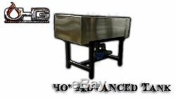 40 DIY Advanced Galvanized Water Transfer Printing Hydrographics Tank with KIT