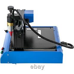 400W Electric Metal Marking Engraving Machine 200x150mm 50mm/s Nameplate 110V US