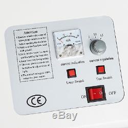 40W 12x 8 USB Port CO2 Laser Engraving Machine Engraver Cutter w Exhaust Fan