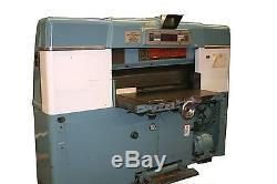 42 Lawson Paper Cutter Pacemaker II SEP