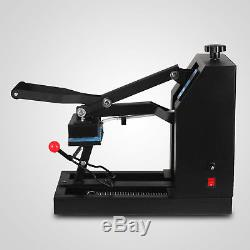 5.5x3,5 Digital Clamshell Heat Press Transfer Hat Sublimation Machine CE