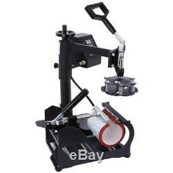 5 In 1 Digital Heat Press Machine Sublimation forT-Shirt /Mug/Plate Hat Printer