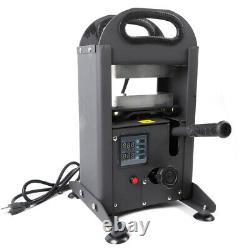 5 Ton Hydraulic Press Machine Rosin Extraction Press Machine Heating 2.4×5.9