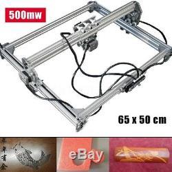 500mw Desktop Laser Engraving Machine Logo Marking Printer Engraver H-Q US Ship