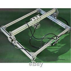 5065cm 3000MW CNC Laser Engraving Machine 2Axis DC 12V DIY Engraver Desktop