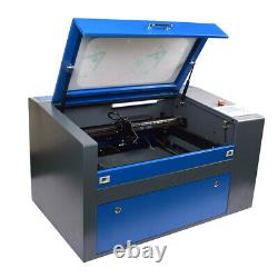 50W 5030 RUIDA DSP CO2 Laser Cutter Engraving Machine Linear Guide 110V US Stock