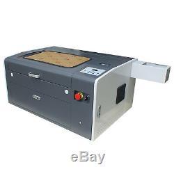 50W CO2 Desktop LASER ENGRAVING&CUTTING MACHINE 300500mm Engraver