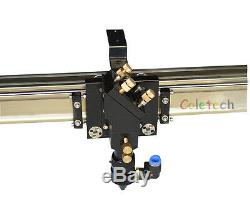 50W CO2 laser system/engraver/engraving cutting DIY complete assemble kits
