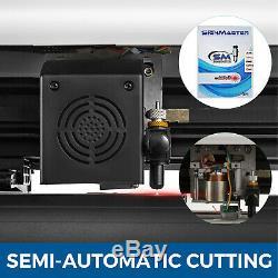 53 Vinyl Cutter Plotter Sign Cutting Machine Optical Eye Signmaster
